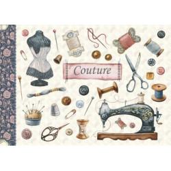 Cahier La Couture