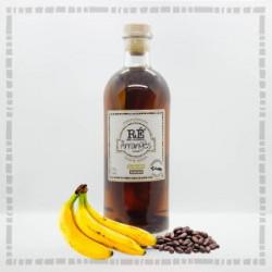 Rhum arrangé Banane Cacao 70cl