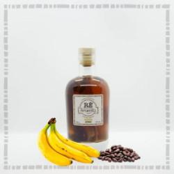 Rhum arrangé Banane cacao 35cl