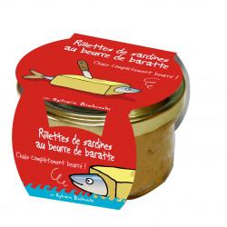 Rillettes de sardines au...