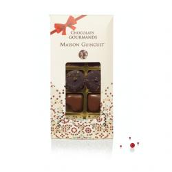 Réglettes 10 chocolats