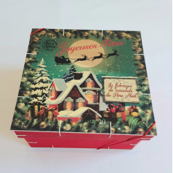 Coffret de Noël Caramel