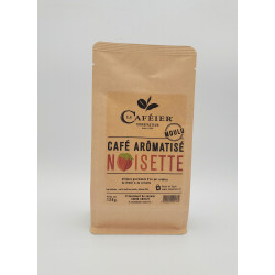 Café arômatisé Noisette