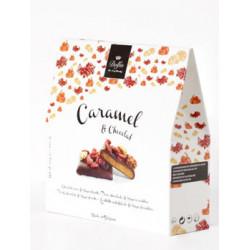 Caramel et Chocolat noir...