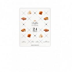 Assortiment 24 carrés de...