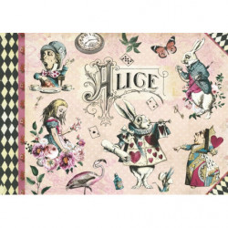 Cahier Alice