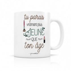 """Mug """"Tu parais vraiment..."""