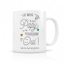 """Mug """" Le mug de mon Papy …"""""""