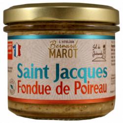 Saint Jacques Fondue de...