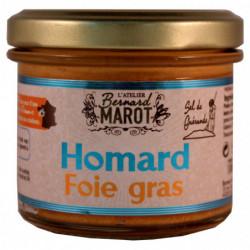 Homard Foie gras