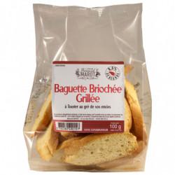 Baguette Briochée grillée