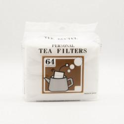 Filtre à thé papier