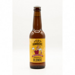 Bière Blonde 33cl