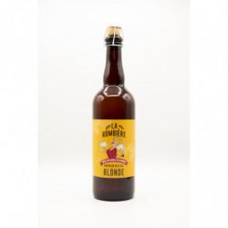 Bière Blonde 75cl