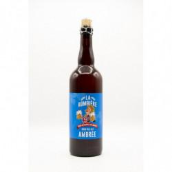 Bière Ambrée 75cl