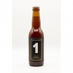 Bière RYE IPA 33cl