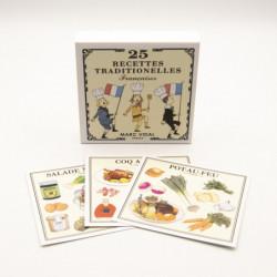 25 Recettes traditionnelles...