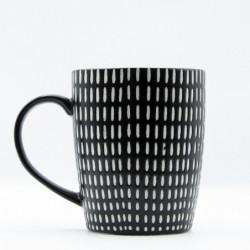 Mug  Cosmos Noir et blanc 2...