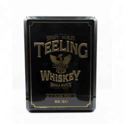 Coffret Teeling Small Batch...