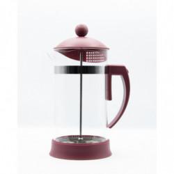 Cafetière à piston 8 tasses