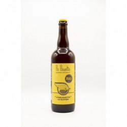 Bière Blonde Bio 75cl