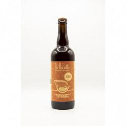 Bière Ambrée Bio 75cl