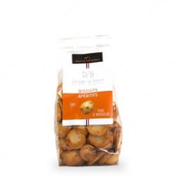 Biscuits Comté et Poivre
