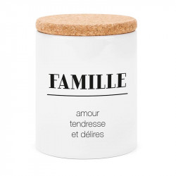 Bougie Famille