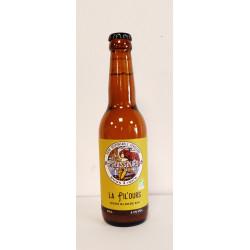 Bière Blonde Pilours Bio 33cl