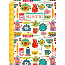 Cahier Mes Recettes